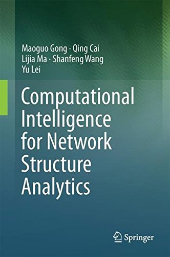 [画像:Computational Intelligence for Network Structure Analytics]