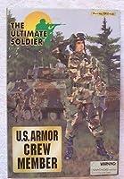 Ultimate Soldier U.S. Armour Crew Member 30cm Action Figure