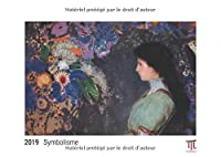 Symbolisme 2019 - Édition blanche - Calendrier mural Timokrates, calendrier photo, calendrier photo - DIN A3 (42 x 30 cm)