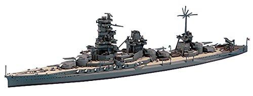 ハセガワ 1/700 ウォーターラインシリーズ 日本海軍 戦艦 日向 プラモデル 118