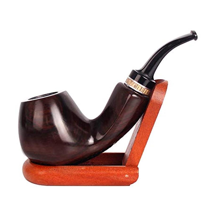 問題エージェント実験的GLJJQMY ダブリン木製の曲線ダブリンから木製パイプのパイプ形状を喫煙 パイプ