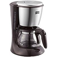 Melitta(メリタ) コーヒーメーカー 【2-5杯】 ES (エズ) ダークブラウン SKG56T