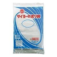 中川製袋化工 ポリ規格袋05 15号 1パック(100枚入り) S000118/63352368