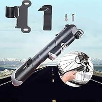 携帯ポンプ ミニフロアポンプ 携帯用 空気入れ 携帯空気入れ ミニフロアポンプ 仏式・米式バルブ対応 軽量