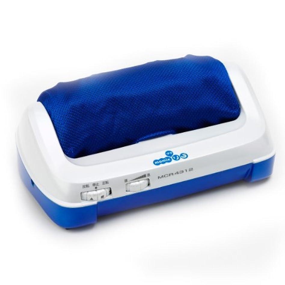 銀行踏みつけ切手アルインコ【フットマッサージャー】モミっくすプチリラ (ブルー) MCR4312BU