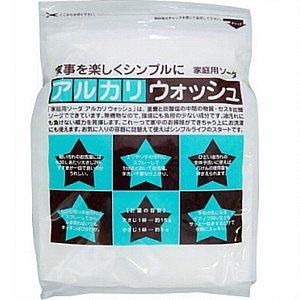 「アルカリ・ウオッシュ 3kg」 布なぷ&おむつ用洗剤