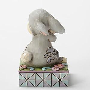 ディズニー・トラディションズ タンパー とんすけ Spring Has Sprung Figurine Jim Shore ジム・ショア【並行輸入品】