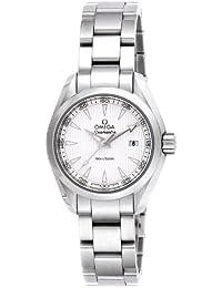 [オメガ]OMEGA 腕時計 シーマスターアクアテラ シルバー文字盤 231.10.30.60.02.001 レディース 【並行輸入品】