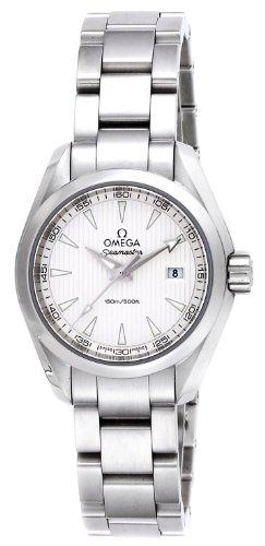 [オメガ]OMEGA 腕時計 シーマスターアクアテラ シルバ...