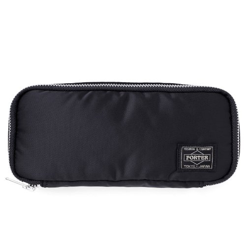 (ヘッド・ポーター) HEAD PORTER | TANKER-ORIGINAL | PEN CASE BLACK