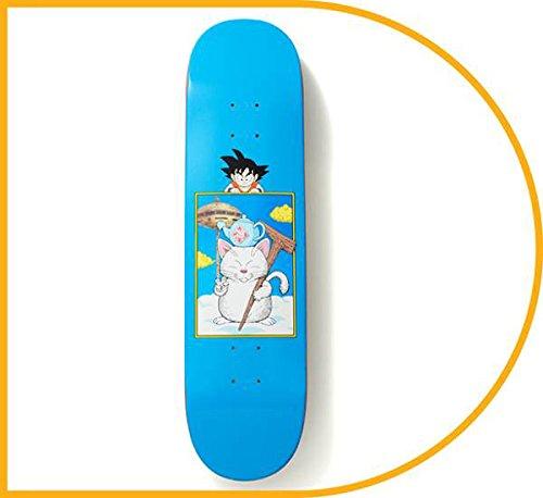 ドラゴンボール×伊勢丹 鳥山明 AlexanderLeeChang アートデッキ コラボ スケートボード 板 ボード