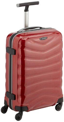 [サムソナイト] SAMSONITE スーツケース ファイヤーライト スピナー55 35L 2.0kg 10年保証 TSAロック装備 U72*11001 60 (チリレッド)