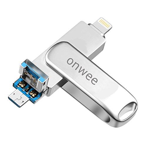 USB 3.0 メモリー 32GB容量 ダブルポート:LightningポートとUSBポート iPhone/iPod/iPad/PCなどのAppleデバイスのメモリー拡張 ファイルバックアップ、ファイル伝送 容量不足解消 …