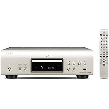 DENON CDプレーヤー DCD-1650RE