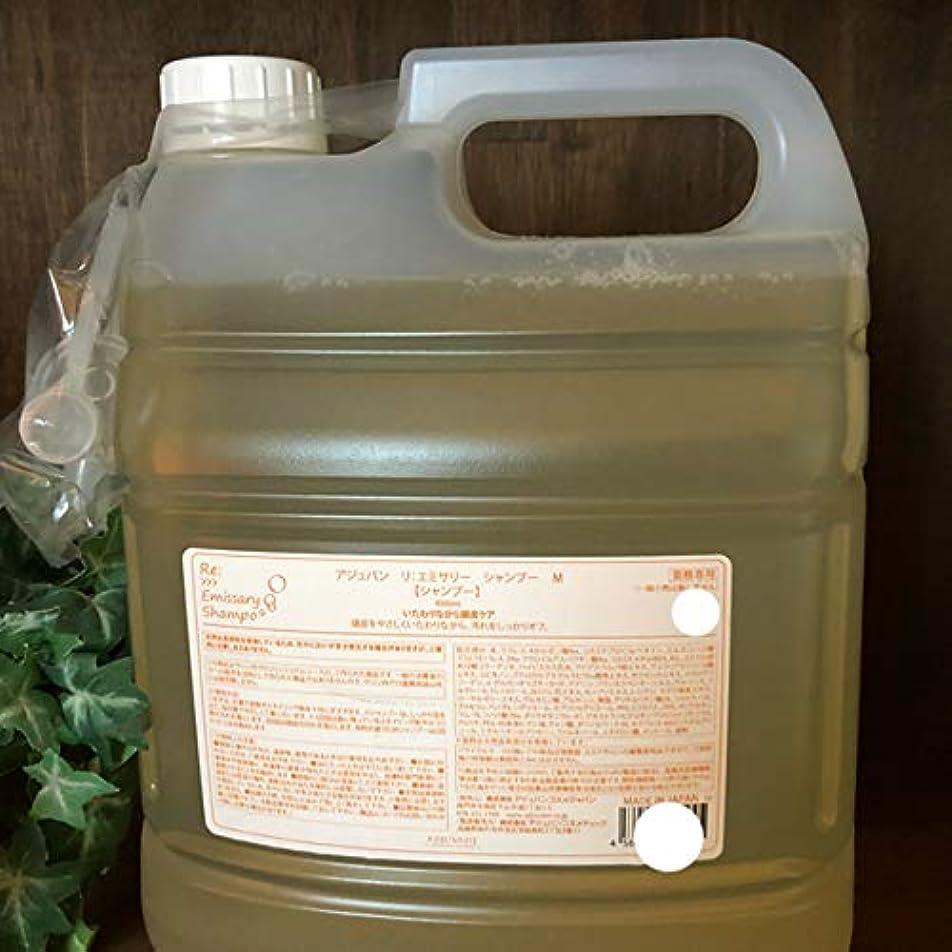 安定運命的な消毒剤アジュバン リ:エミサリー シャンプー 4000ml 業務用