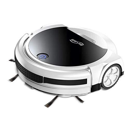 ロボット掃除機 Housmile R1 ロボットクリーナー 落下防止 ペット毛に強い 床に最適 【1年間保証】