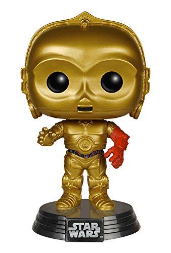 【ポップ! 】『スター・ウォーズ / フォースの覚醒』C-3PO