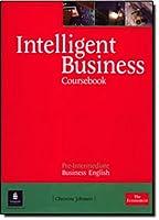INTELLIGENT BUSINESS PRE-INTERMEDIATE: COURCE BOOK