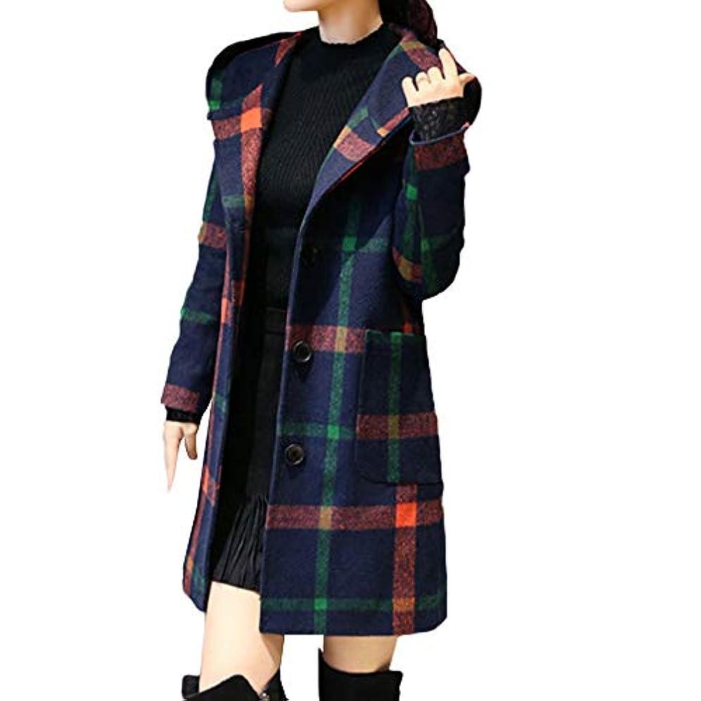 ささいな化石コカイン[コート] レディース wileqep 春秋冬[カーディガン]アウター ジャケット チェック柄 セーター ニット 上着 パーカー ゆとりがある 無地 韓国風 薄い 防寒 暖かい ロング丈 着痩せ おしゃれ カジュアル 可愛い きれい 通勤 人気