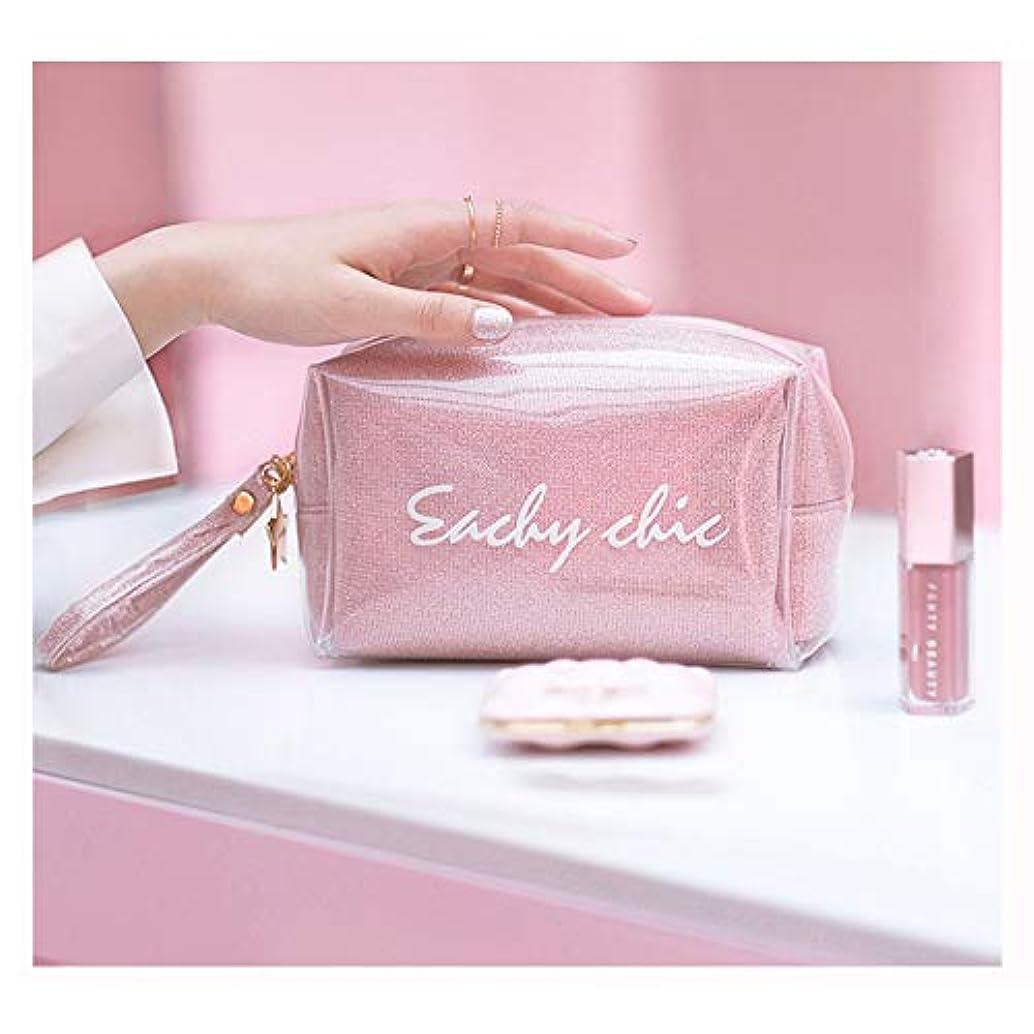 左悪用忘れるNEOVIVA 化粧ポーチ メイクポーチ ミニ 財布 機能的 大容量 化粧品収納 ファション 通勤 小物入れ 普段使い 出張 旅行 バッグ 化粧バッグ ピンク