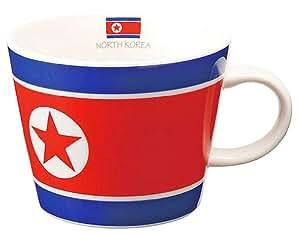 Sugar Land (シュガーランド) フラッグマグ North Korea(北朝鮮) 11190-5