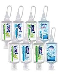 Purell高度なインスタントHand Sanitizer – トラベルサイズJellyラップポータブルSanitizerボトル、香りつき