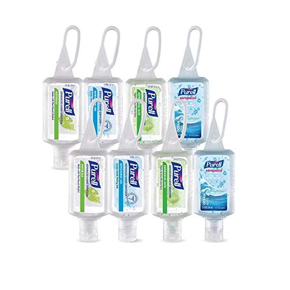 買うハッチ授業料Purell高度なインスタントHand Sanitizer – トラベルサイズJellyラップポータブルSanitizerボトル、香りつき