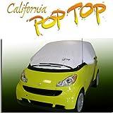 スマート車デュポンタイベックPoptopサンシェード、内部、コックピット、カーカバー。両方for 450と451モデル–Sema Show新しい製品Award Winner