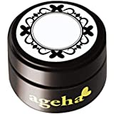 ageha コスメカラー 419 ルミナスシルバー 2.7g UV/LED対応