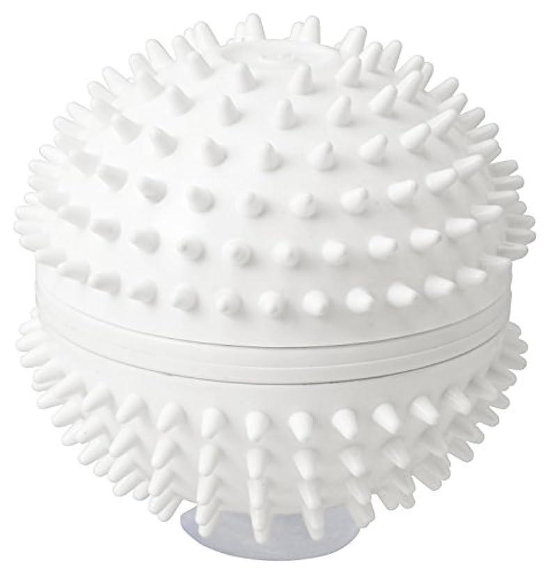 最少関与するリーガンラドンナ CUTENSIL 振動リラクゼーション リラクボール CU17-RB ホワイト