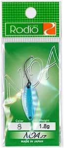 Rodiocraft(ロデオクラフト) NOA(ノア) 1.8g #8 青雲
