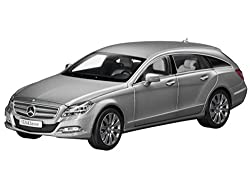 【Mercedes-Benz Collection】 CLS シューティングブレーク 1:18 designoマグノアラナイトグレー