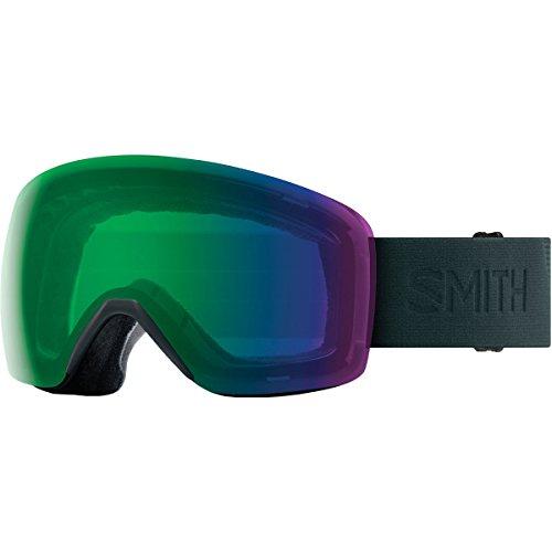 18-19 SMITH (スミス) ゴーグル SKYLINE DEEP FOREST FLOOD スカイライン アジアンフィット ジャパンフィット スノーボード スキー