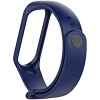 HOMYL Replace Strap for Xiaomi Mi Band 3 MiBand 3 Silicone Colorful Wristbands for Xiaomi Band 3 Smart Bracelet