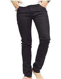 (ヌーディージーンズ)Nudie Jeans メンズ THIN FINN シンフィン DRY EVER BLACK (46161-1170)