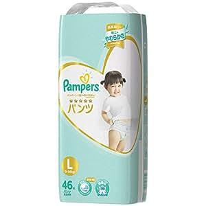 パンパース オムツ パンツ 肌へのいちばん L(9~14kg) 46枚