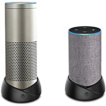 Portable Battery Base for Echo (2nd Generation) and Echo Plus, Makes Them Portable