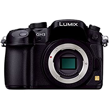 Panasonic ミラーレス一眼カメラ ルミックス GH3 ボディ 1605万画素 ブラック DMC-GH3-K