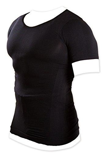【マッスルプロジェクト】 加圧シャツ メンズ 加圧インナー 加圧インナーシャツ インナーシャツ 引き締め ...