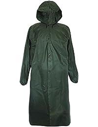 KINDOYO 大人 労働保護用品 防水 レーンコートスーツ キャンプ ハイキング 雨着 雨ジャケット