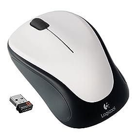 Logicool ロジクール ワイヤレスマウス M235r アイボリーホワイト