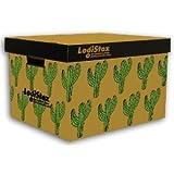 VillageBox 収納ボックス ロジストックス サボテン (5枚セット)
