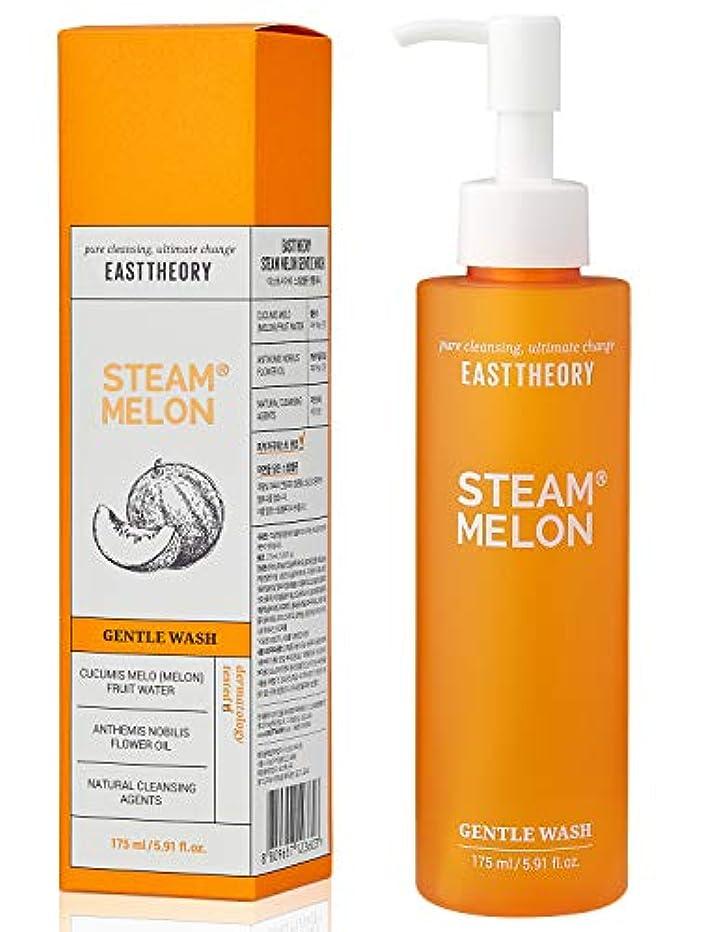 くつろぎ雄弁なバクテリアMETRONOME(メトロノーム) EASTTHEORY Steam Melon Gentle Wash 175ml クレンジング