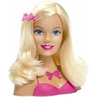 バービー Barbie スタイリングヘッド Doll-lightful9138【インポート 輸入 グッズ おもちゃ】