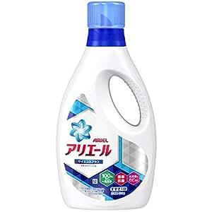 アリエール 洗濯洗剤 液体 イオンパワージェル サイエンスプラス本体 910g