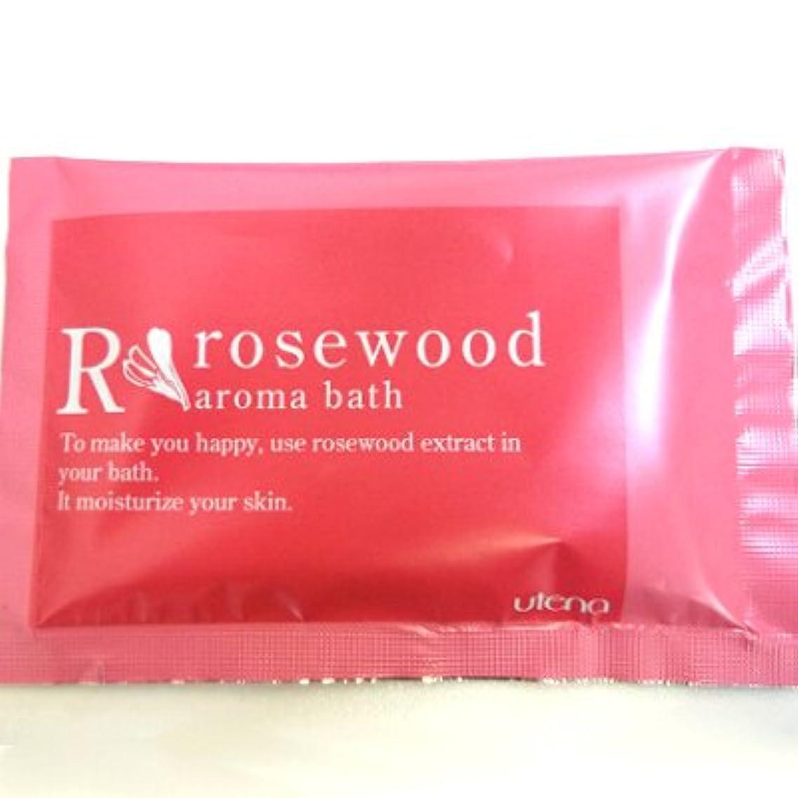 剃るバルセロナ誠実リリアックアロマバス ローズウッドの香り