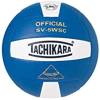 Tachikara SV5WSC Sensi Tec人工皮革ハイパフォーマンスバレーボール 5