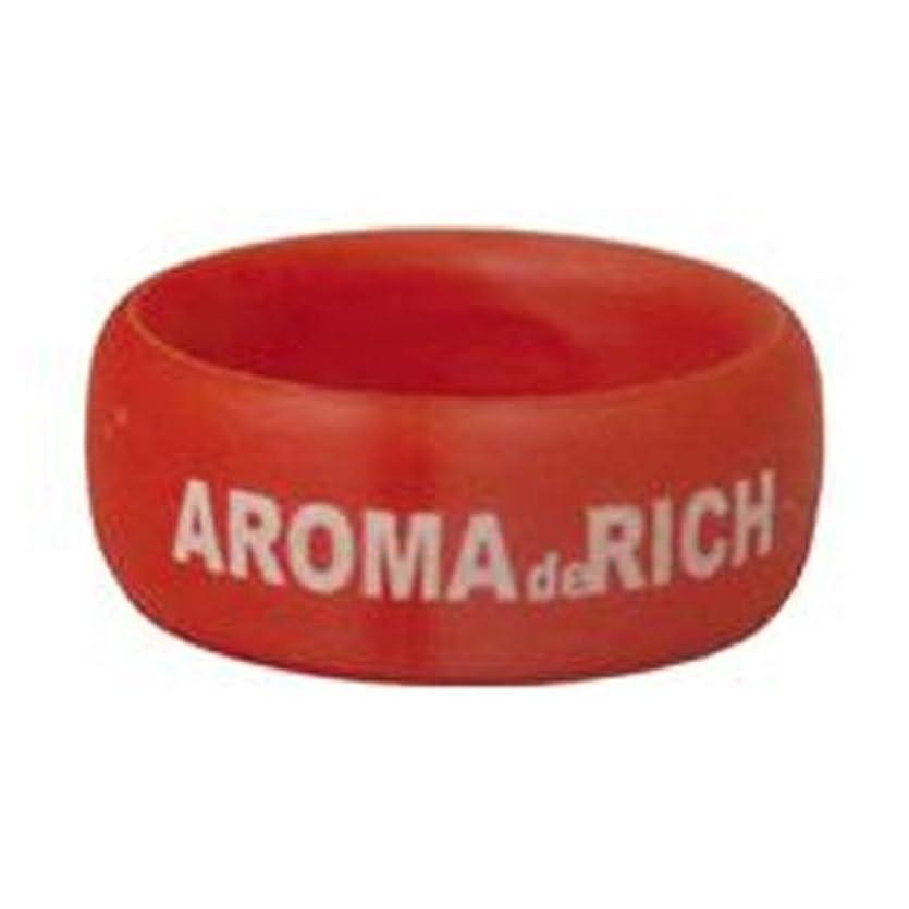 満了北へ発疹AROMA DE RICH?RING アロマリングB 3個セット フラワーフレグランス