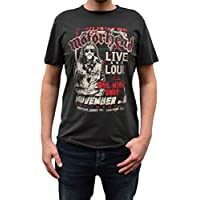 Official Amplified Motorhead One Night Only Mens T-Shirt