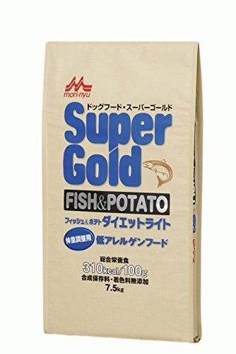 スーパーゴールド フィッシュ&ポテト ダイエットライト 体重管理用(7.5kg)